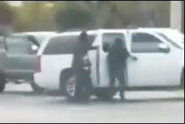Secuestro a plena luz del día en México