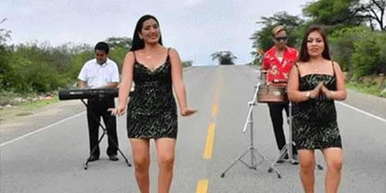 'Las Venecas', la canción xenofóbica que causa polémica en Perú.