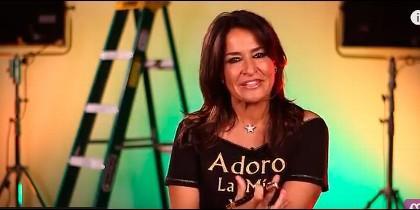 Aida Nizar presentación en el nuevo realitie