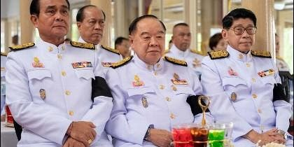 El general Prayut Chan-o-cha