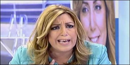 Susana Díaz (PSOE).