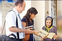 Testigo de Jehová