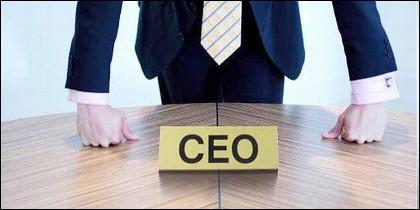 CEO, jefe, empresa.