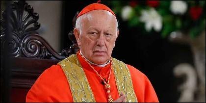 Monseñor Ricardo Ezzati.