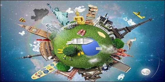 Viajar Por Todo El Mundo Viajar Por Todo El Mundo Dibujo A: Se Buscan Dos Voluntarios Para Viajar Por El Mundo Con