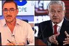Carlos Herrera y López Obrador.