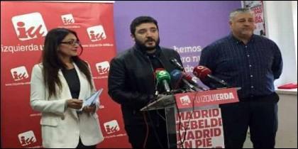 IU Madrid da un portazo a Podemos y concurrirá con los Anticapitalistas el 26M.