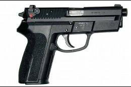 Pistola SIG Pro.