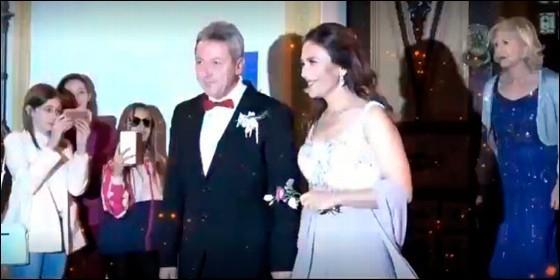 Alonso Guerrero, el ex de Letizia, se casa por tercera vez
