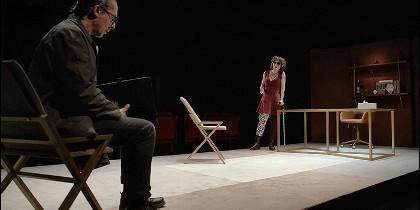 Espejo de víctima - Teatro María Guerrero