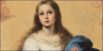 La Inmaculada del Escorial», de Murillo