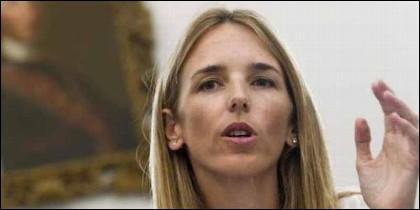 Cayetana Álvarez de Toledo (PP).