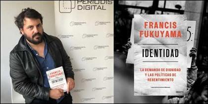 Antonio García Maldonado, traductor de 'Identidad', la última obra de Fukuyama.