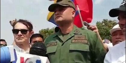 Mayor del Ejército Hugo Enrique Parra Martínez
