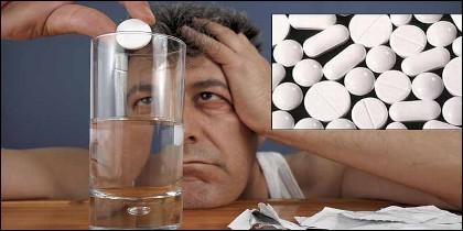 Gripe, dolor de cabeza, paracetamol, aspirina, ibuprofeno.