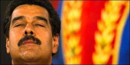 el dictador Nicolás Maduro.