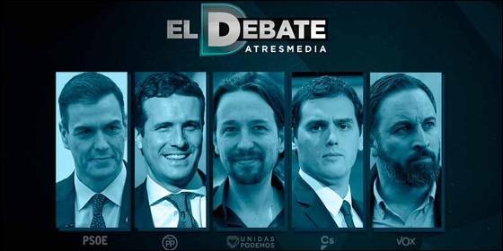 La Junta Electoral Central deja a Vox sin debate televisado
