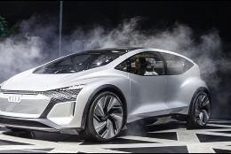 El Audi AI- ME