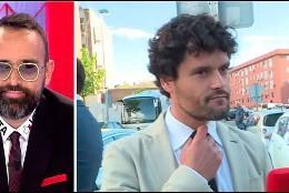 Risto Mejide y Miguel Abellán  (Cuatro)