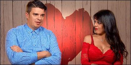Luis y Cristina (First Dates)