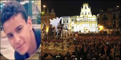 El terrorista islámico Zouhair el Bouhdidi y la 'Madrugá' de la Semana Santa en Sevilla.