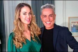 Elena de José y Kiko Hernández  (Instagram)