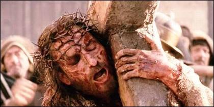 La Pasión de Cristo de Mel Gibson.