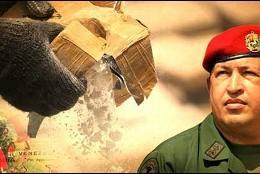 Hugo Chávez y sus nexos con el narcotráfico