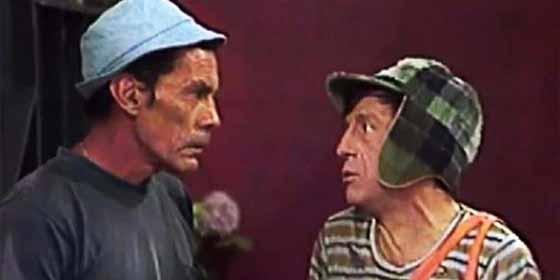'Don Ramón' y 'El Chavo del 8'