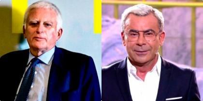 Paolo Vasile y Jorge Javier Vázquez