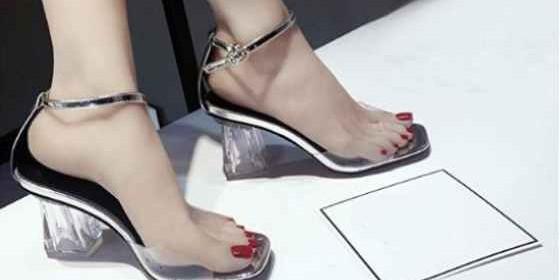 Tendencias sandalias de mujer primavera verano 2019