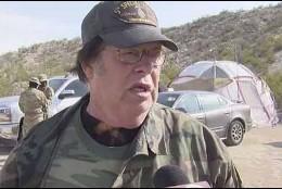 Larry Hopkins, el líder de la Milicia que detenía ilegalmente a inmigrantes mexicanos en EEUU.