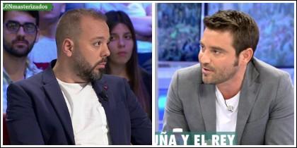 Antonio Maestre y Javier Negre.