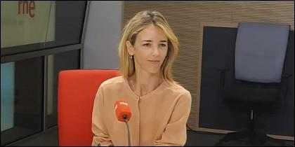 Cayetana Álvarez de Toledo en RNE.