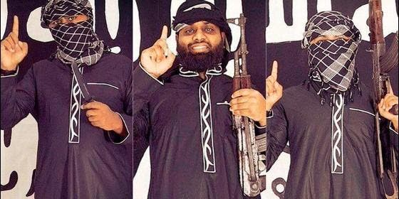 Los terroristas de Sri Lanka