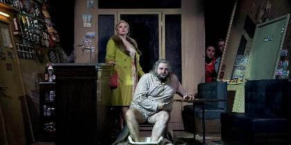 Ópera - Falstaff - Teatro Real