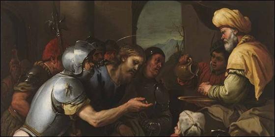 'Cristo ante Pilatos', oleo de 1655 que está en el Museo del Prado.