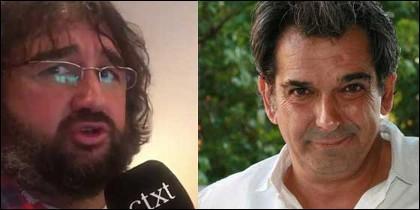 Willy Veleta y Miguel Mora (CTXT).