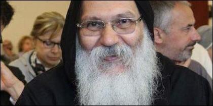 El obispo Epifanius.