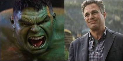 Mark Ruffalo el interprete de Hulk