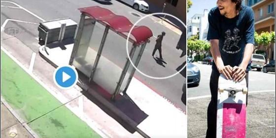 Muere atropellado por un camión Pablo Ramírez, famoso skater del GX1000