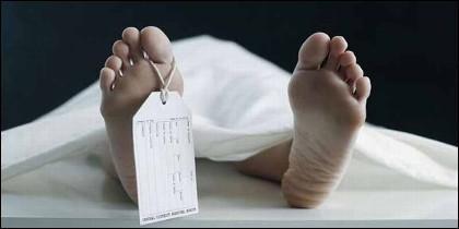 Muerte, cadaver, morgue, difunto.