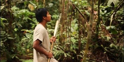 La jungla amazónica.