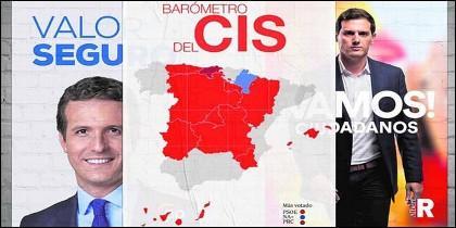 Barómetro del CIS antes de las autonómicas y municipales del 26 de mayo de 2019.