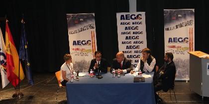 Mesa debate AEGC