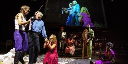 L'homme de La Mancha - Teatro Español