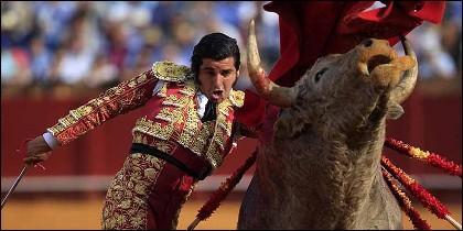 El torero Morante de La Puebla.