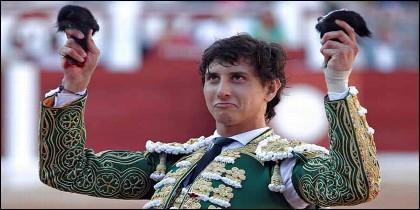 El torero Andrés Roca Rey.