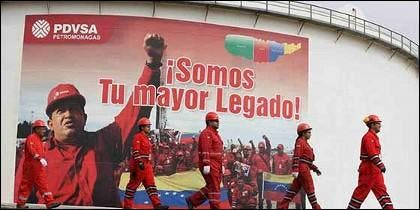 La corrupción en la PDVSA revolucionaria.