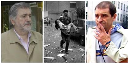 Jesús Eguiguren, el atentado a la casa cuartel de la Guardia Civil de Zaragoza y Josu Ternera.
